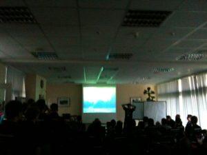 Vista Updates während der Präse :(