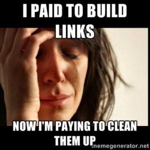 Meme1 Paid Links Humor: Die besten Witze nur für SEOs