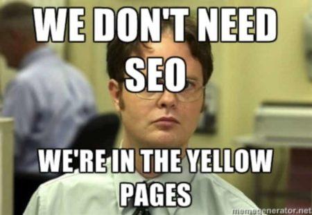 blogging works dwight seo marketing content memes gifs 700x483 Humor: Die besten Witze nur für SEOs
