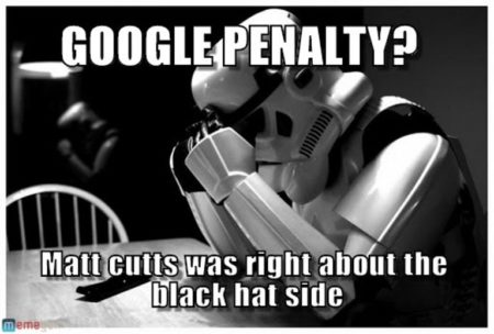 google penalty Humor: Die besten Witze nur für SEOs