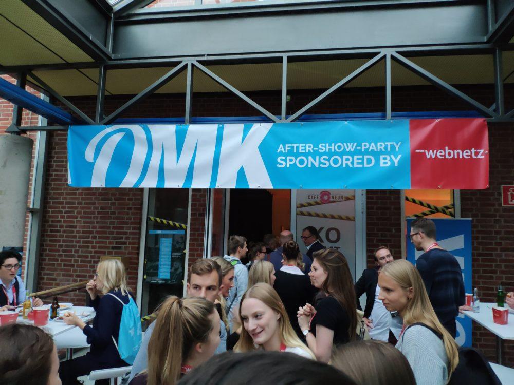 OMK 2018 Lueneburg 190659 e1540155421378 Konferenz: OMK 2019 - Die Online-Marketing-Konferenz in Lüneburg