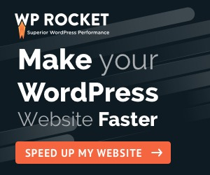 WP Rocket makes your WordPress Website faster!