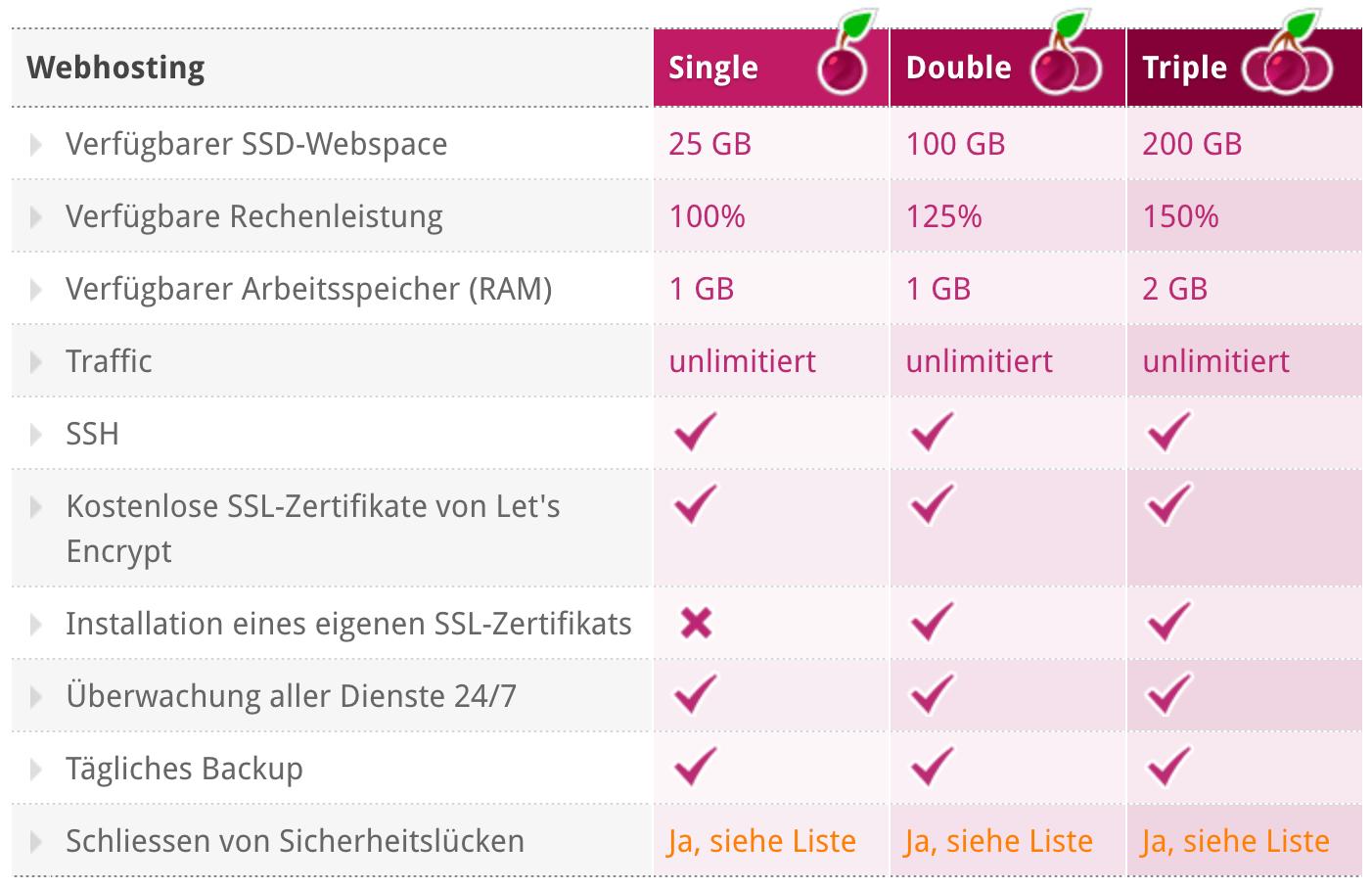 cyon-hosting-schweiz-details