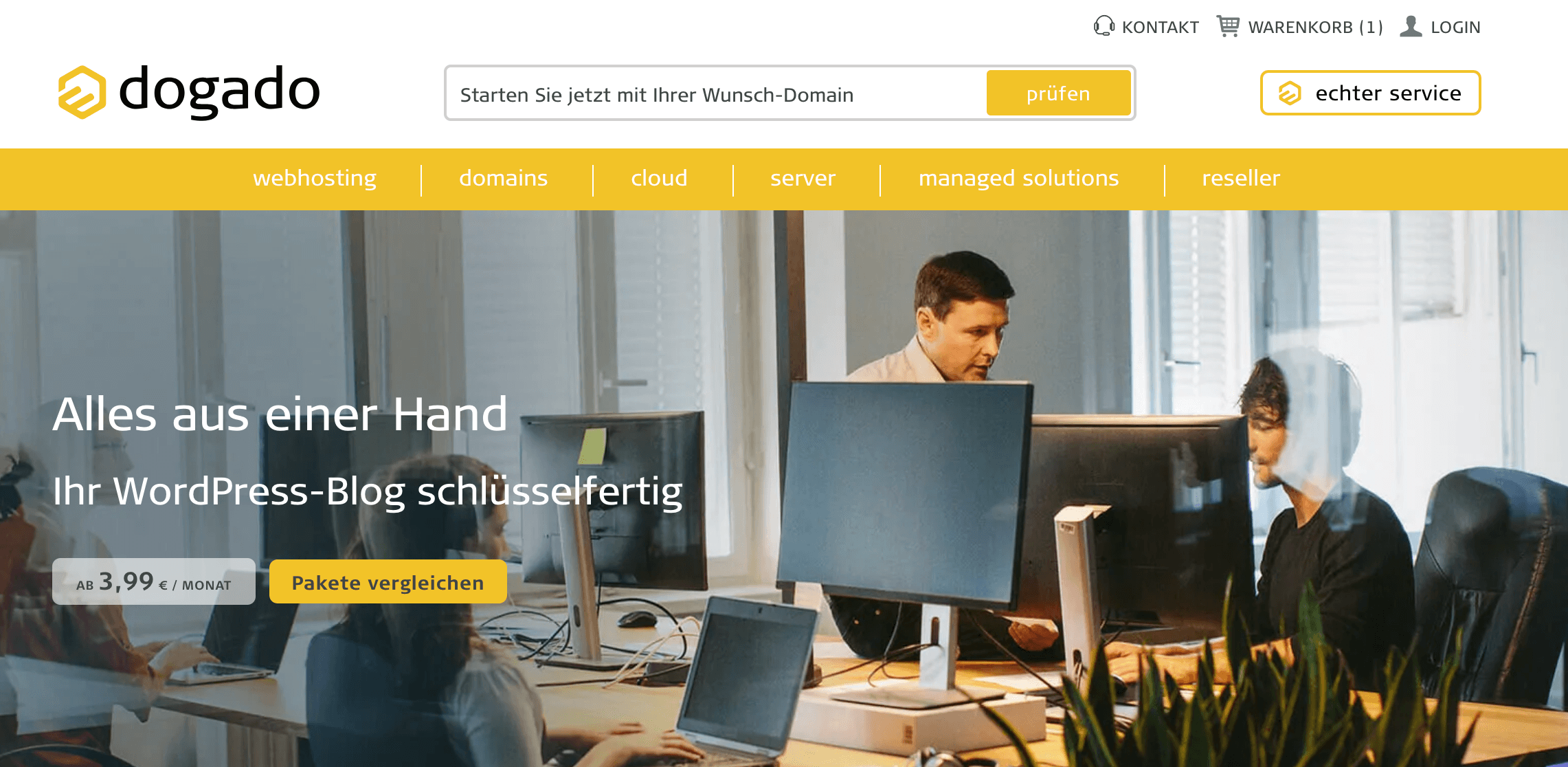 dogado-managed-wordpress-hosting