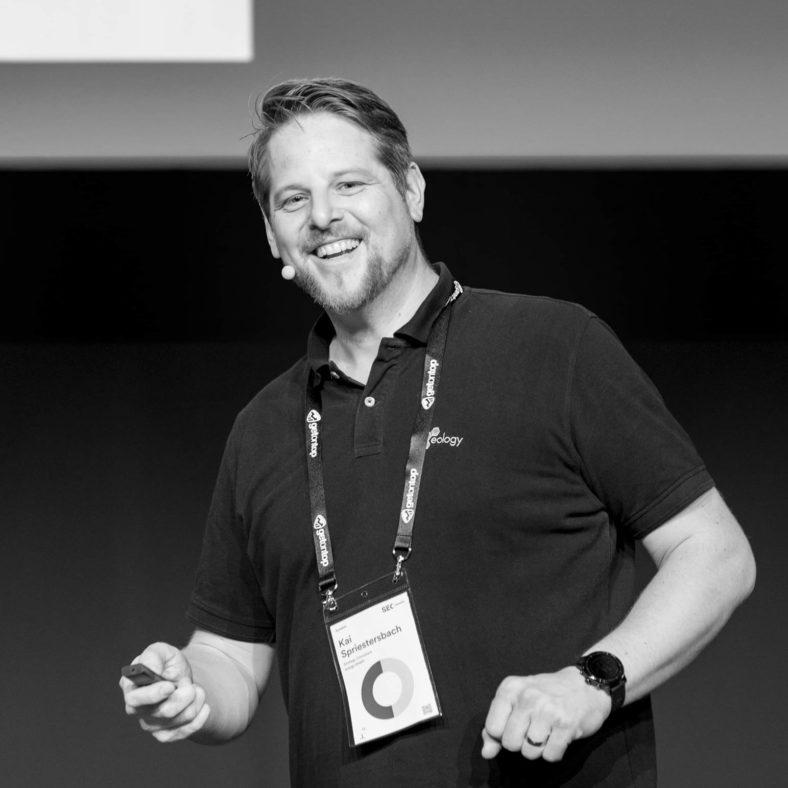 Kai Spriestersbach, Speaker auf der SEOkomm 2018