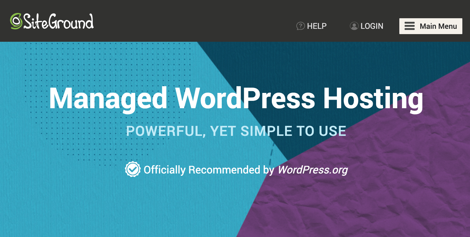 siteground-managed wordpress hosting
