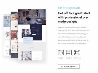 brizy layouts WordPress Editoren und Page-Builder im Test: Vergleich der 7 besten Visual Site-Builder