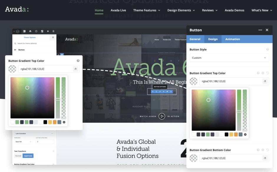 Avada - Website Builder