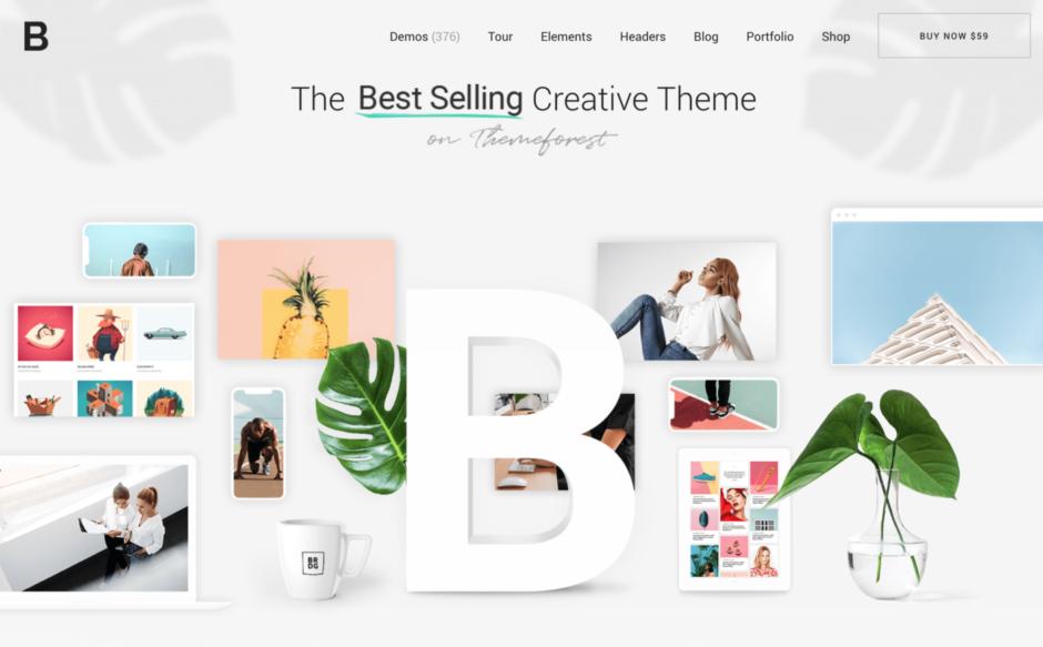 Bridge Theme - The Best Selling Creative Theme