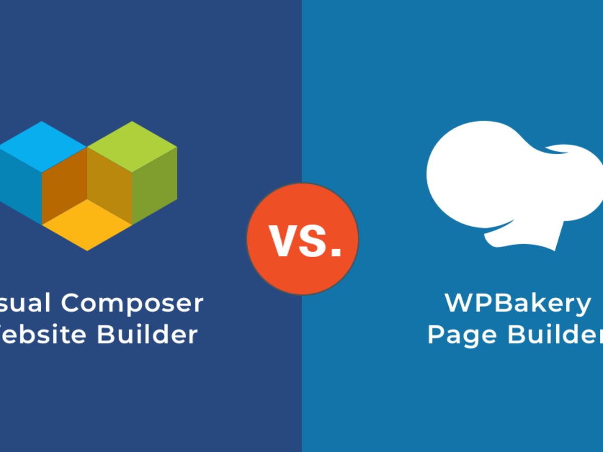 Unterschied Zwischen Visual Composer Site Builder Und