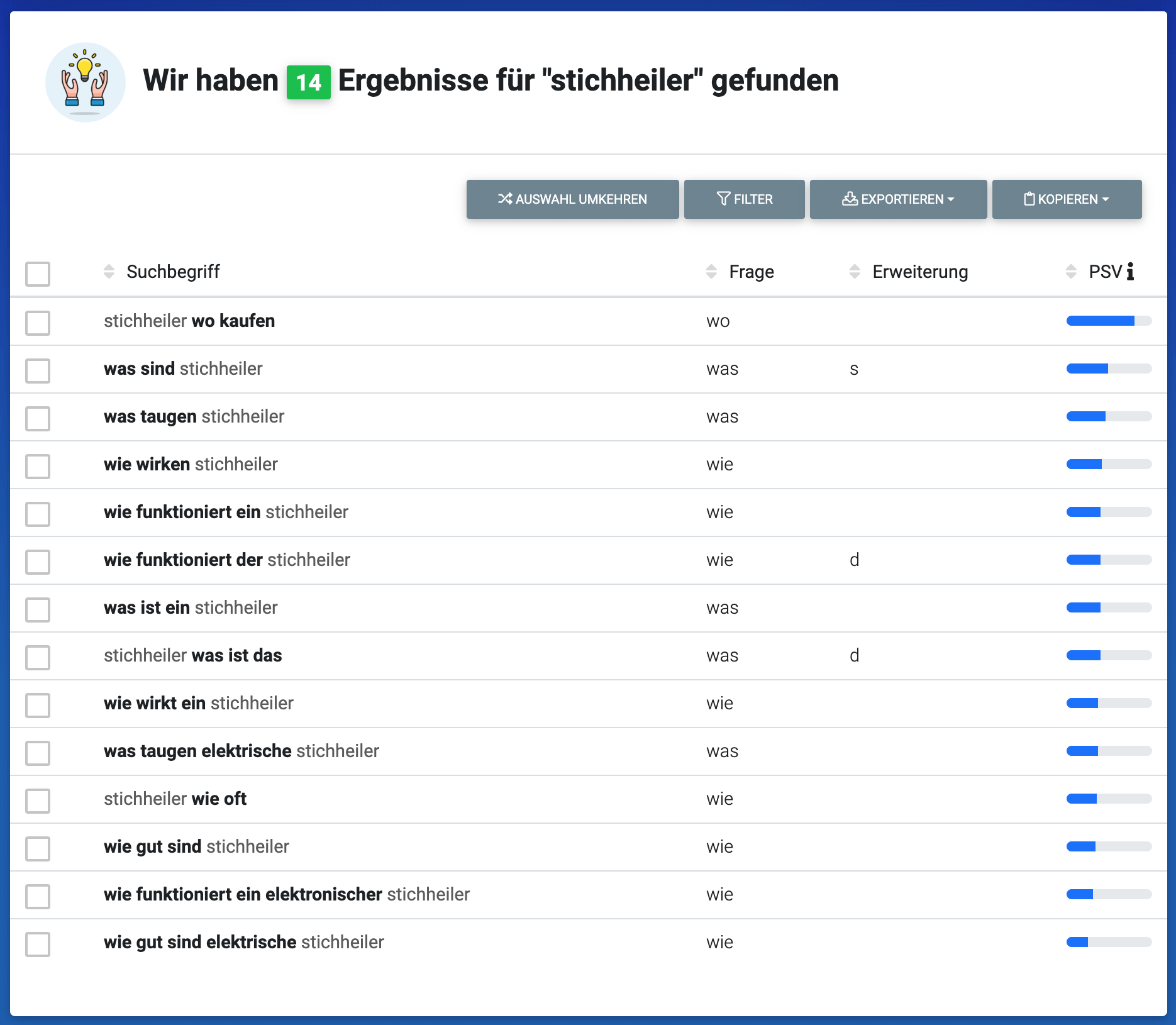w-fragen-tool-hypersuggest-pro