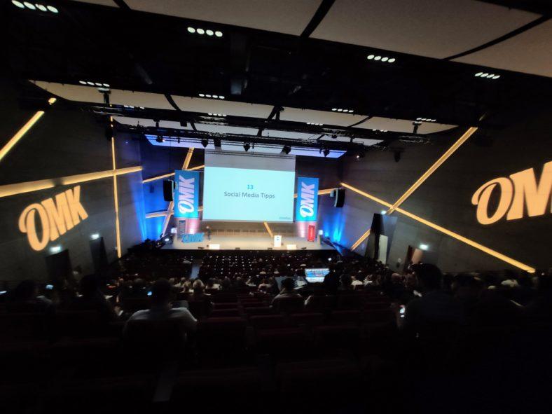 OMK 20190919 142315 Konferenz: OMK 2019 - Die Online-Marketing-Konferenz in Lüneburg