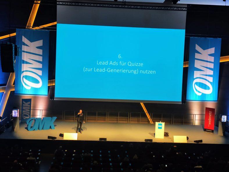 OMK 20190919 144454 Konferenz: OMK 2019 - Die Online-Marketing-Konferenz in Lüneburg