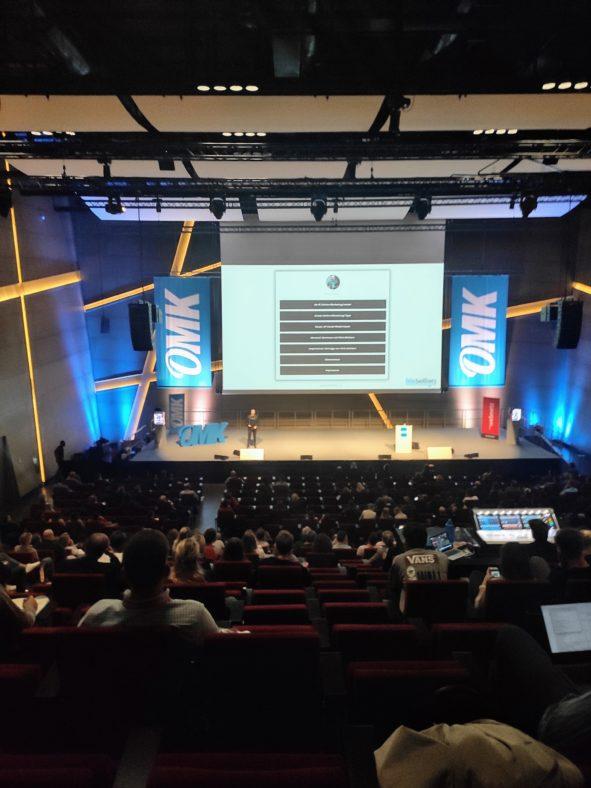 OMK 20190919 144637 Konferenz: OMK 2019 - Die Online-Marketing-Konferenz in Lüneburg