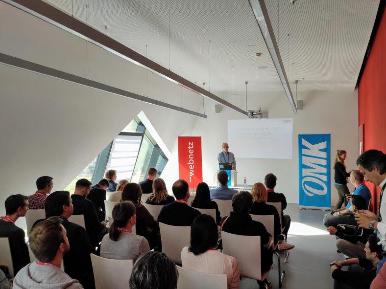 OMK 20190919 152925 Konferenz: OMK 2019 - Die Online-Marketing-Konferenz in Lüneburg