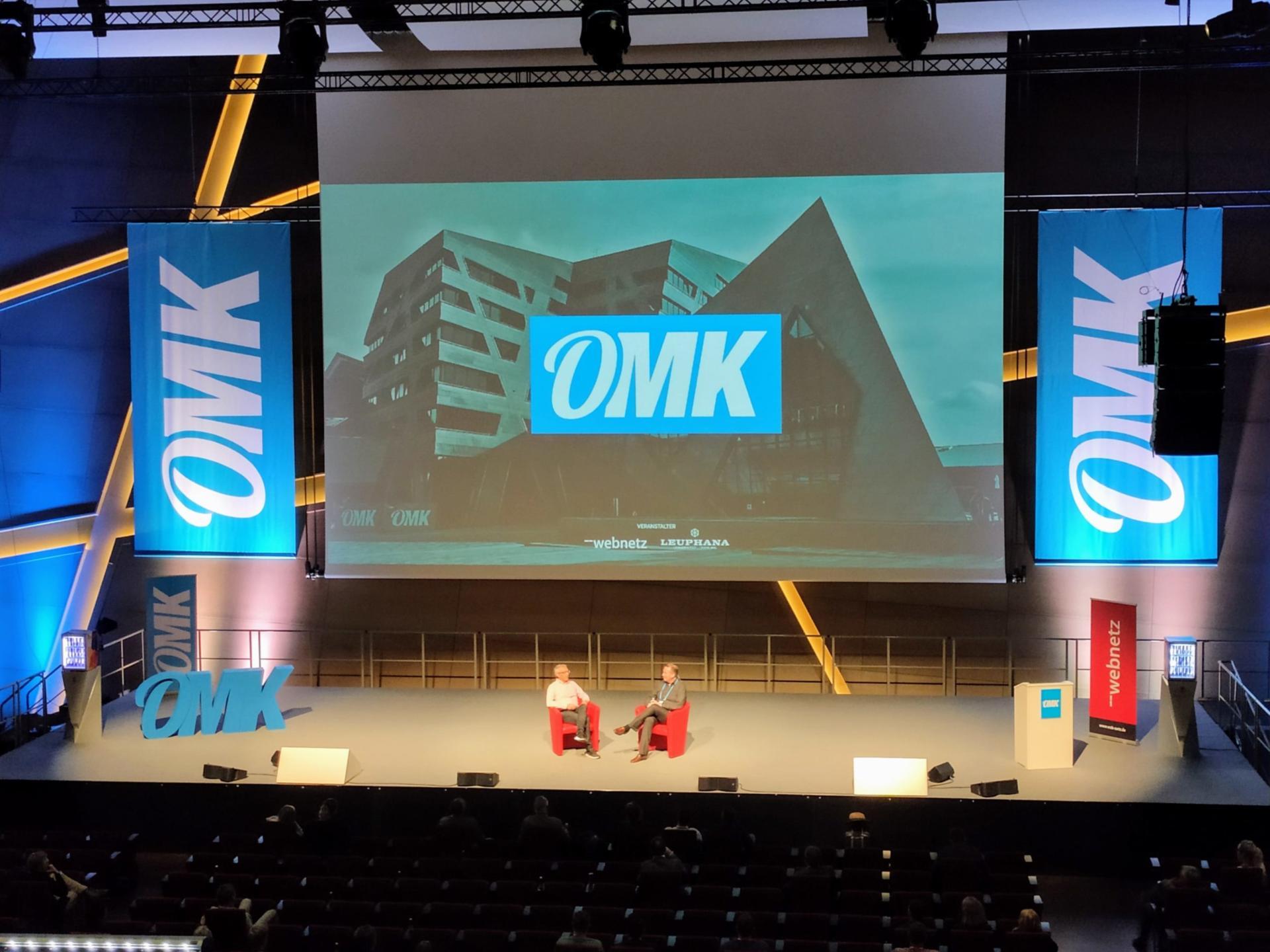 OMK 20190919 163352 scaled Konferenz: OMK 2019 - Die Online-Marketing-Konferenz in Lüneburg