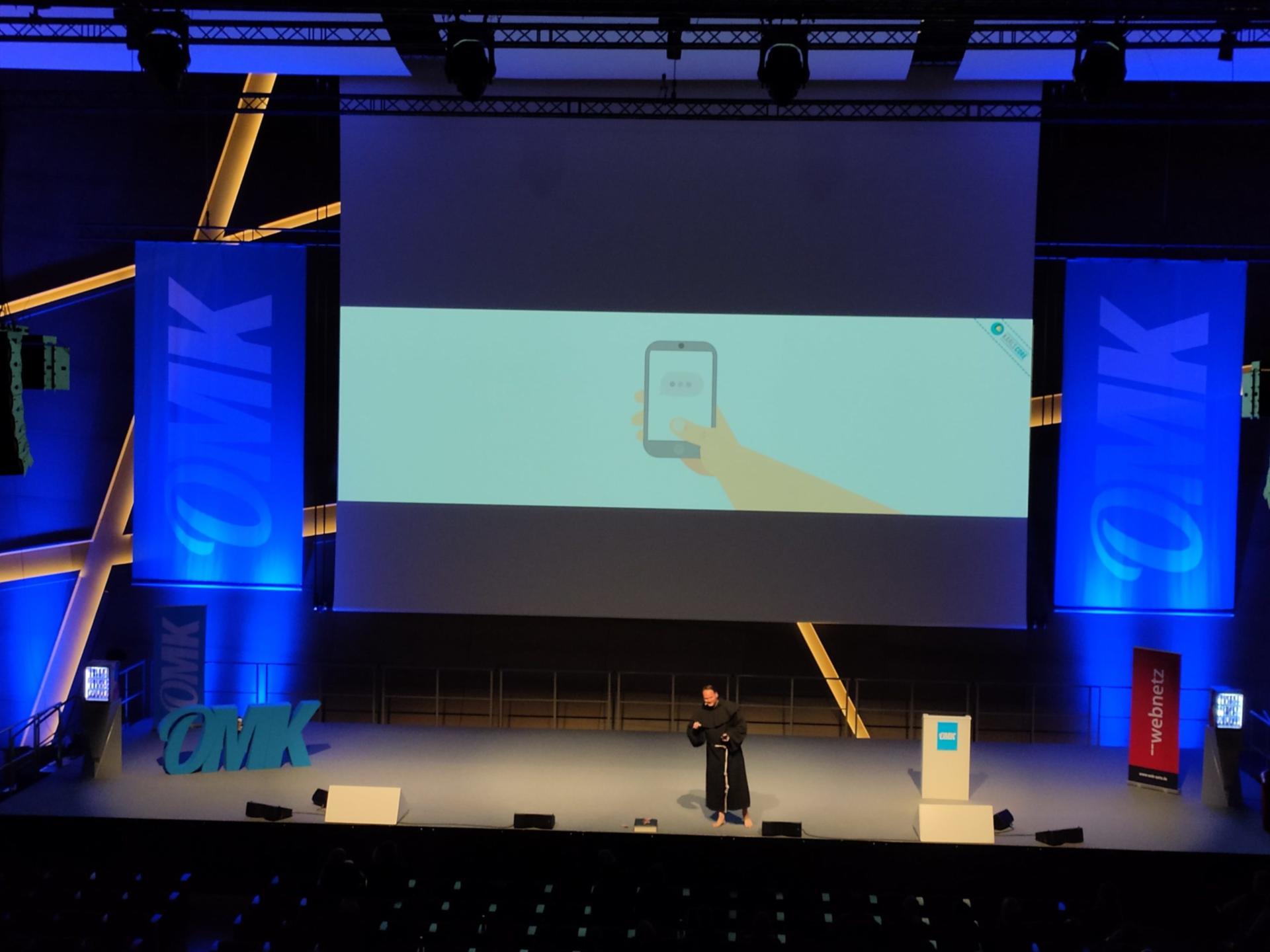 OMK 20190919 182012 scaled Konferenz: OMK 2019 - Die Online-Marketing-Konferenz in Lüneburg