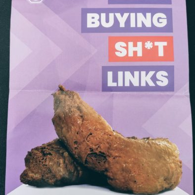 Stop buying sh*t links!