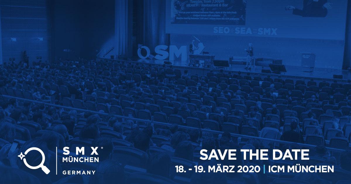 SMX München 2020 Rabattcode SEARCHONESMX