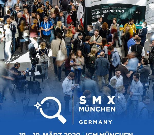 SMX München 2020 Rabattcode