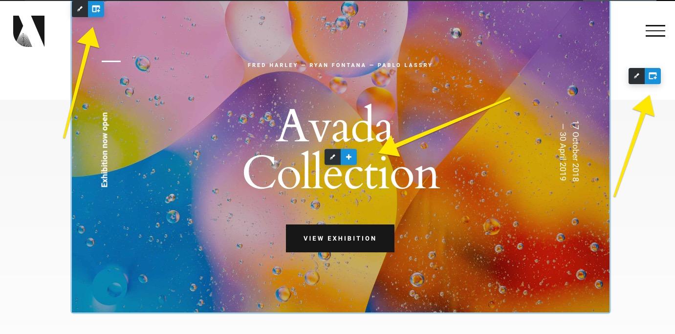 avada backend Avada Theme auf Deutsch – das Top WordPress-Theme kaufen