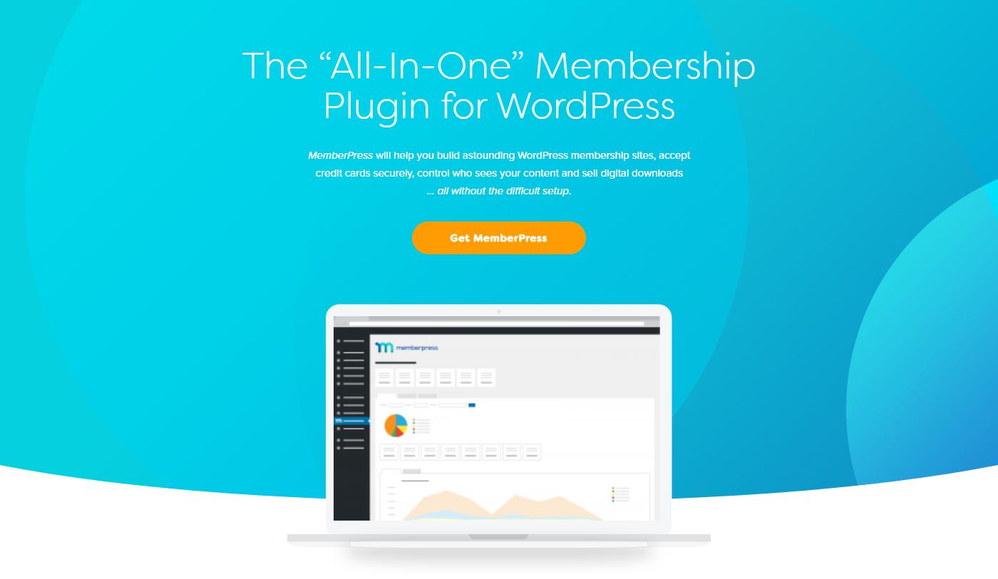 MemberPress Die besten Membership-Plugins 2021 für Mitgliederbereiche mit WordPress