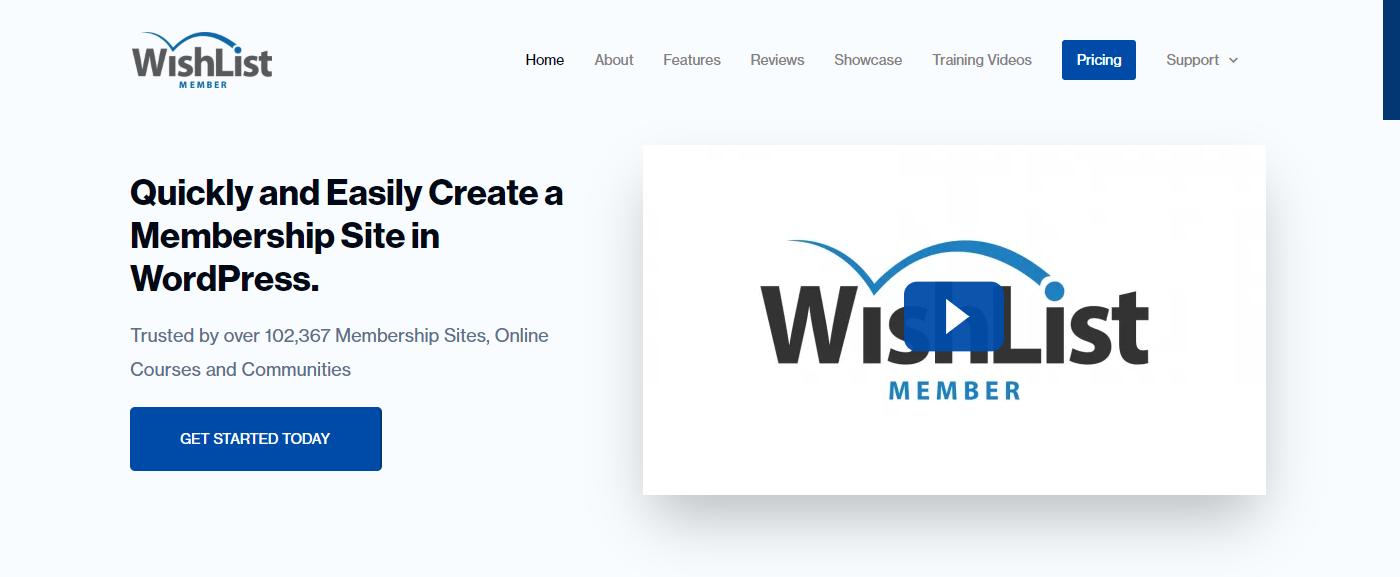 WishList Member Die besten Membership-Plugins 2021 für Mitgliederbereiche mit WordPress