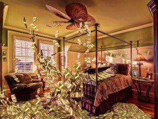 room 1288438 Schnell und hektisch reich: Wie funktioniert das mit dem Geld verdienen im Internet wirklich?