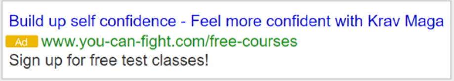 ad1 Google Ad Grants Online Marketing Challenge (OMC)