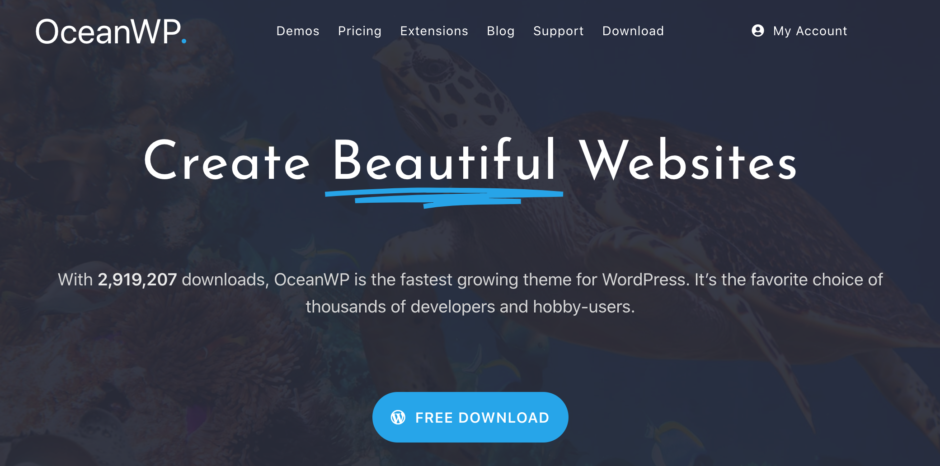 Create Beautiful Websites