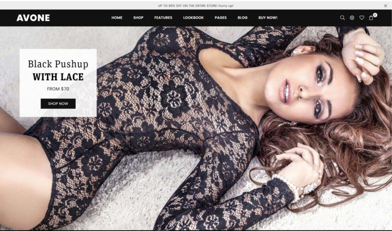 AVONE Website
