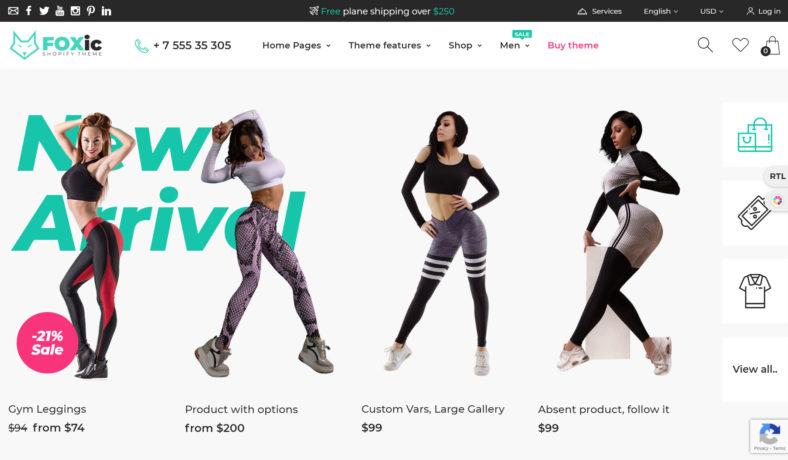 foxic website