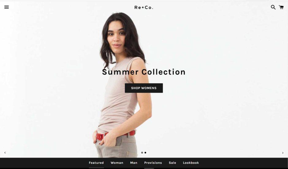 Shopify Theme Boundless