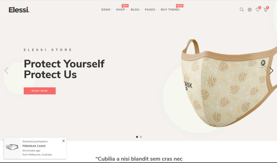Elessi Shopify Theme