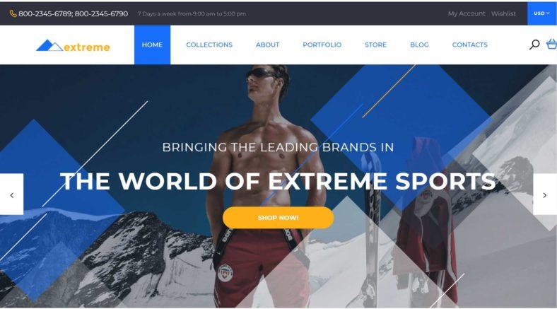 extreme website