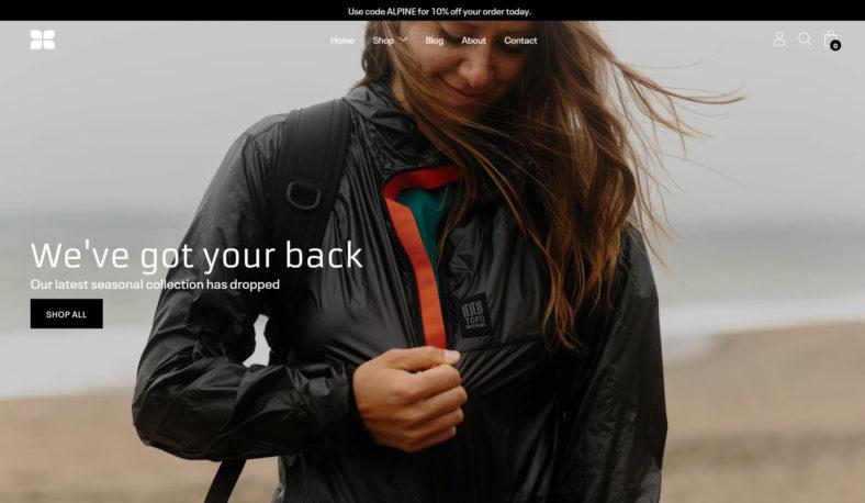 Palo Alto Website