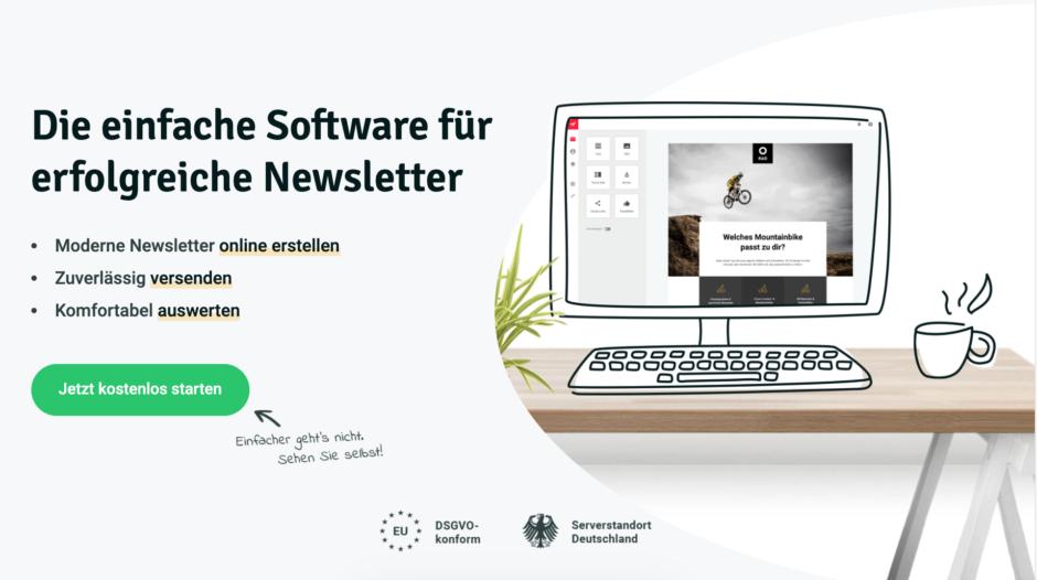 rapidmail Die besten Newsletter-Plugins für WordPress - DSGVO-konform!
