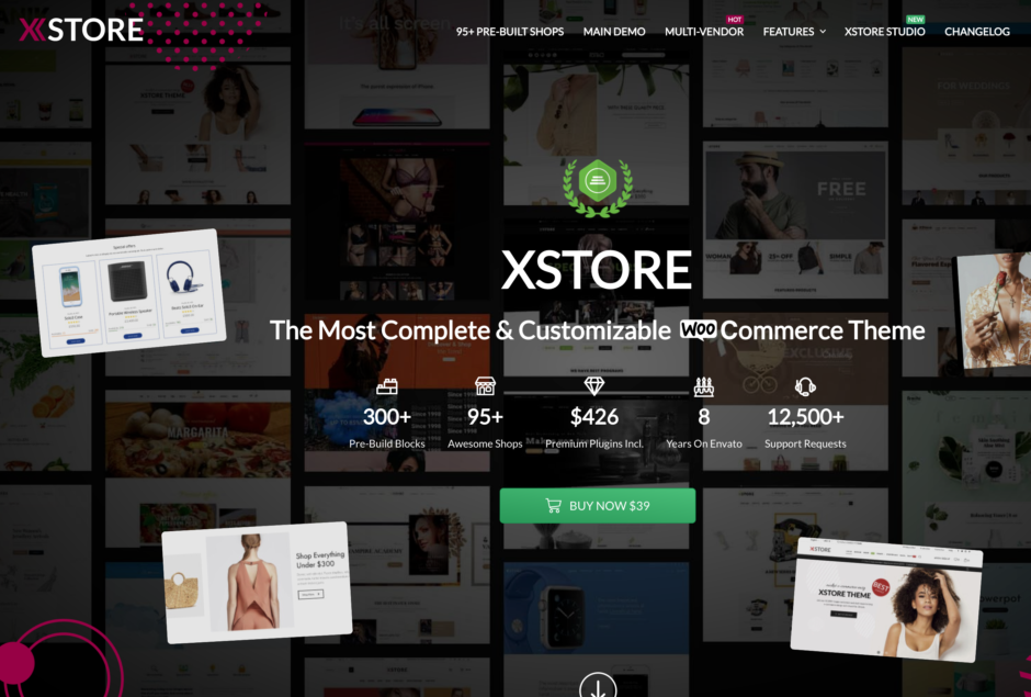 XSTORE - The Most Complete & Customizable WooCommerce Theme