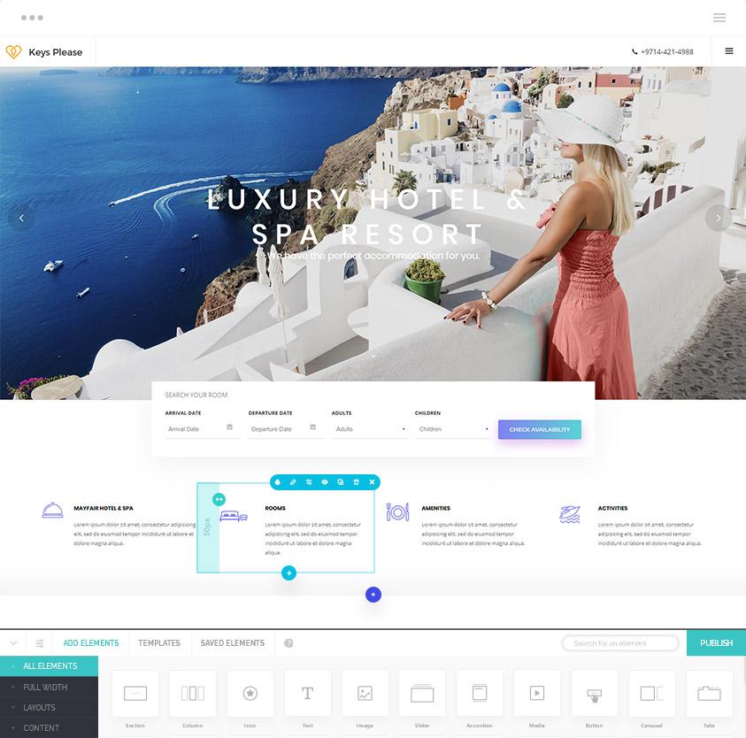 Kallyas Theme für WooCommerce und WordPress