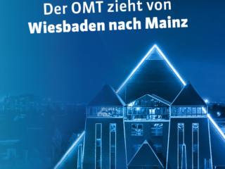 3 3 OMT 2021 in der Pyramide in Mainz – Als hybride Online Marketing Konferenz am 12. November 2021