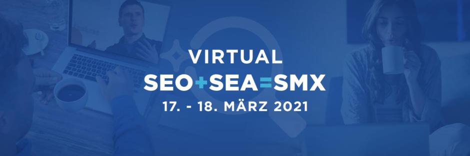 SMX München Virtual 2021 Rabattcode SEARCHONESMX