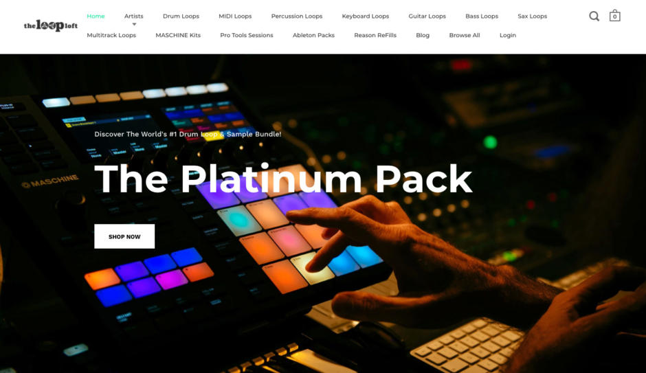 The Loop Loft - The Platinum Pack