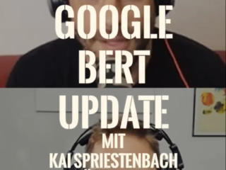 seopresso Interview im SEOPRESSO-Podcast zu Googles BERT Update & GPT-3