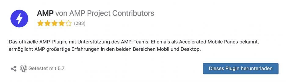 amp Meine Lieblings-WordPress-Plugins