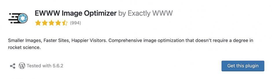 ewww Meine Lieblings-WordPress-Plugins