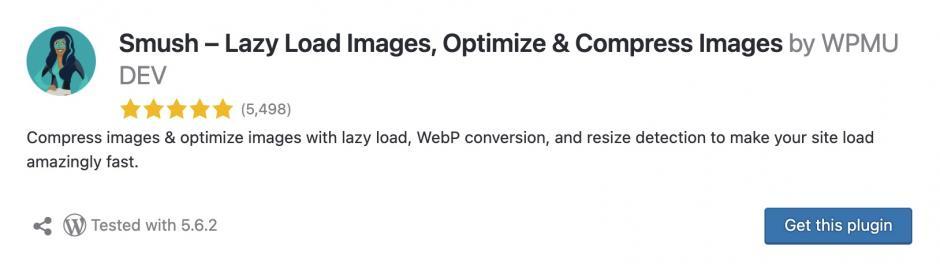 smush Meine Lieblings-WordPress-Plugins