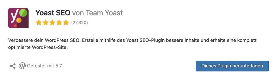 yoast Meine Lieblings-WordPress-Plugins