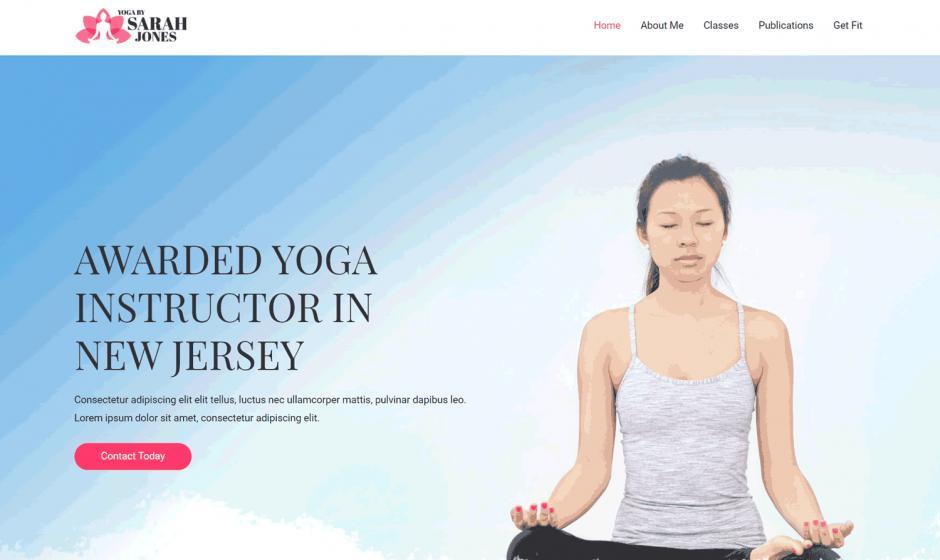 Astra 3.0 Layout Yoga Instructor