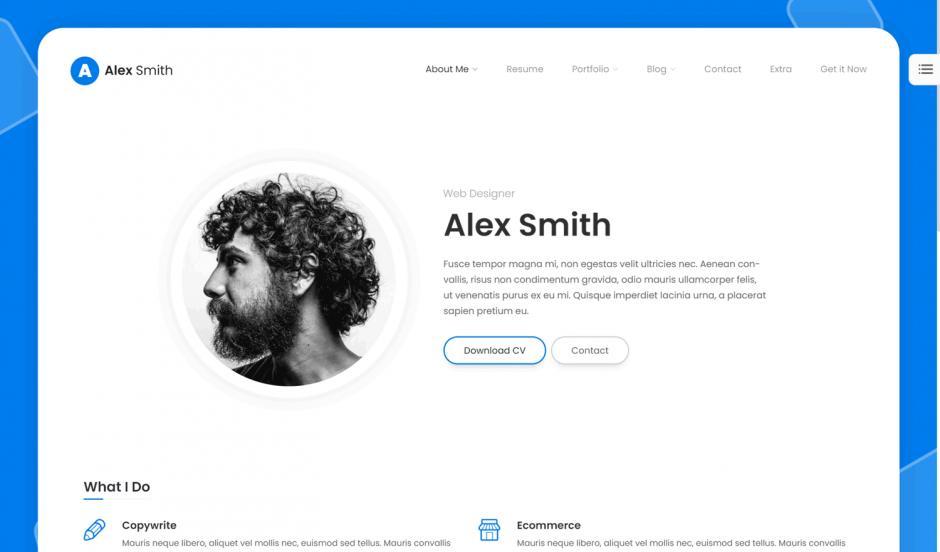 Leven WordPress Theme