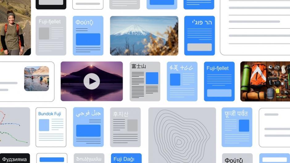 MUM: Ein neuer KI-Meilenstein für das Verständnis von Informationen
